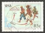 Sellos de Africa - Sudáfrica -  827 - Día del Sello