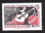 Sellos de America - Chile -  Año del Turimo de Las Américas