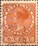 Sellos de Europa - Holanda -  Intercambio 0,20 usd 6 cents. 1927