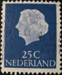 Sellos de Europa - Holanda -  Queen Juliana