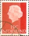 Sellos del Mundo : Europa : Holanda : Intercambio 0,20 usd 15 cents. 1953