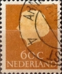 Stamps Netherlands -  Intercambio 0,20 usd 60 cents. 1953