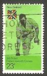 Sellos de Oceania - Nueva Zelanda -  607 - X Juegos de la Commonwealth