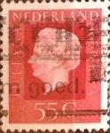 Sellos de Europa - Holanda -  Intercambio 0,20 usd 55 cents. 1976