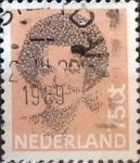 Sellos del Mundo : Europa : Holanda : Intercambio 0,20 usd 75 cents. 1982
