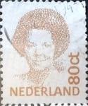 Sellos de Europa - Holanda -  Intercambio 0,20 usd 80 cents. 1991