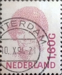 Stamps : Europe : Netherlands :  Intercambio 0,30 usd 1,6 G. 1991