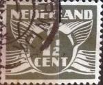 Sellos de Europa - Holanda -  Intercambio 0,20 usd 1,5 cents. 1935