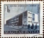 Sellos de Europa - Hungría -  Intercambio 0,20 usd 1 ft. 1951