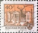 Sellos de Europa - Hungría -  Intercambio 0,20 usd 40 f.  1972
