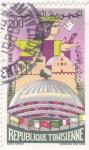 Stamps Tunisia -  Tunez tierra de congresos