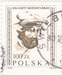 Stamps : Europe : Poland :  personaje
