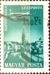 Sellos del Mundo : Europa : Hungría : Intercambio 0,20 usd 1,50 ft. 1966