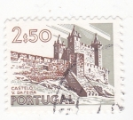 Stamps : Europe : Portugal :  castelo Viana da Feira