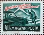 Sellos de Europa - Hungría -  Intercambio 0,20 usd 40 f.1973