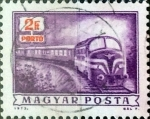 Sellos de Europa - Hungría -  Intercambio 0,20 usd 2 ft.1973
