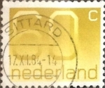 Stamps : Europe : Netherlands :  60 cents. 1981