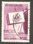 Stamps Vietnam -  70 - IX Conferencia plan Colombo