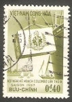 Stamps : Asia : Vietnam :  71 - IX Conferencia plan Colombo