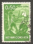 Stamps : Asia : Vietnam :  85 - Reformas para el bienestar