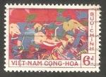 Stamps : Asia : Vietnam :  109 - En memoria de las hermanas