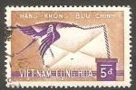 Stamps : Asia : Vietnam :  13 - Para correo aéreo