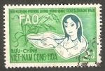 Stamps : Asia : Vietnam :  151 - Conferencia de la Organización para la alimentación y la agricultura de Naciones Unidas