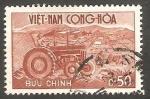 Stamps : Asia : Vietnam :  153 - Agricultura