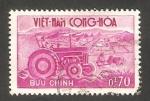 Sellos de Asia - Vietnam -  154 - Agricultura