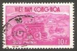 Stamps : Asia : Vietnam :  156 - Agricultura