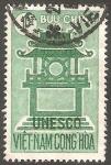 Stamps Vietnam -  181 - 15 anivº de la UNESCO