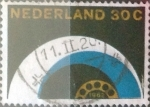 Stamps Netherlands -  Intercambio 1,25 usd 30 cents. 1962