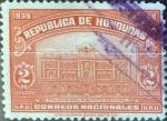 Sellos del Mundo : America : Honduras : Intercambio ma4xs 0,20 usd 2 cents. 1939