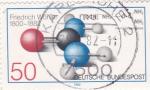 Sellos de Europa - Alemania -  ciencias