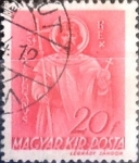 Stamps Hungary -  Intercambio 0,20 usd 20 filler 1939