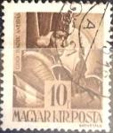Sellos de Europa - Hungría -  Intercambio 0,20 usd 10 filler 1943