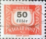 Stamps : Europe : Hungary :  50 filler 1965
