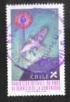 Sellos de America - Chile -  Radio club de Chile. 60 años al Servicio de La Comunidad