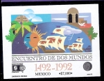 Stamps Mexico -  Encuentro de Dos Mundos