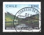 Sellos de America - Chile -  Puerto Williams