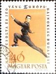 Sellos de Europa - Hungría -  Intercambio 0,20 usd 40 f. 1963
