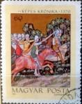 Sellos de Europa - Hungría -  Intercambio 0,20 usd 60 f. 1971
