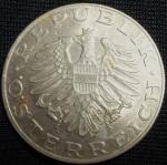 monedas de Europa - Austria -  1974 (Anverso)
