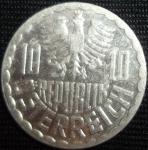 monedas de Europa - Austria -  1981 (Anverso)