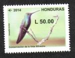 Sellos de America - Honduras -  Conservación de la Vida Sílvestre