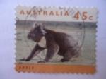 Sellos de Oceania - Australia -  Kaola