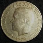 monedas de Europa - Grecia -  1970 (Anverso)