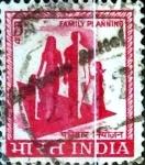 Sellos de Asia - India -  Intercambio 0,20 usd 5 p. 1967