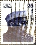 Sellos de Asia - India -  Intercambio 0,75 usd 25 p. 1976