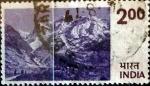 Stamps : Asia : India :  Intercambio 0,50 usd 2 r. 1975